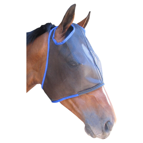 Fly Mask Comfort With Ear Holes Solo