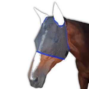 Fly Mask With Ear Pockets Solo