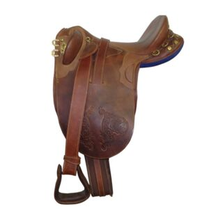 Saddle Stockman Solo Fitted