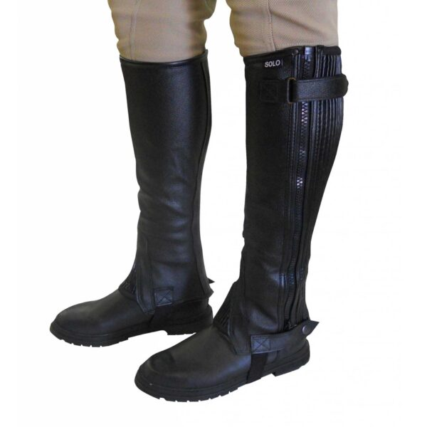 Chaps Leather Horse Tech