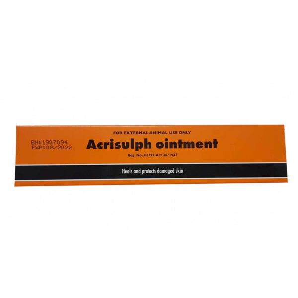 Acrisulph Wound Ointment