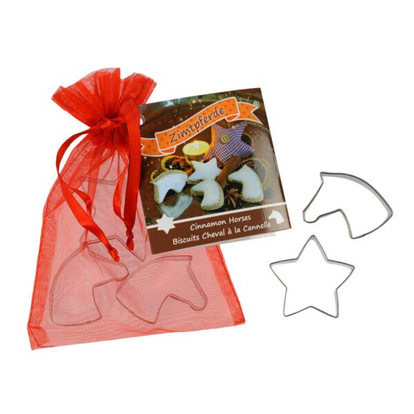 Cookie Cutter Horse Set of 3