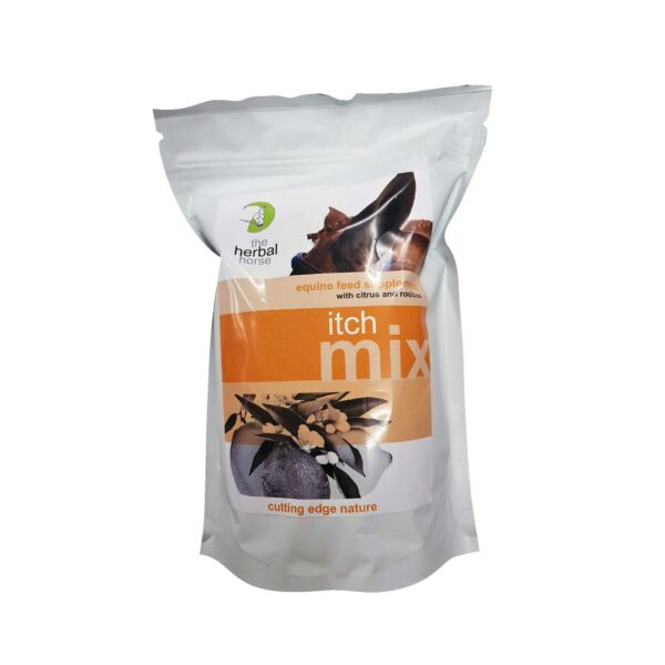 Itch Mix Herbal Horse 500g