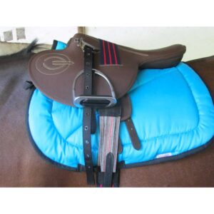 Saddle Exercise Synthetic Solo Fitted