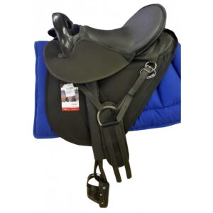 Saddle Trail Featherweight Solo Wide Fit